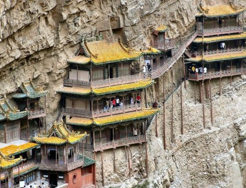 Hanging Temples of Datong